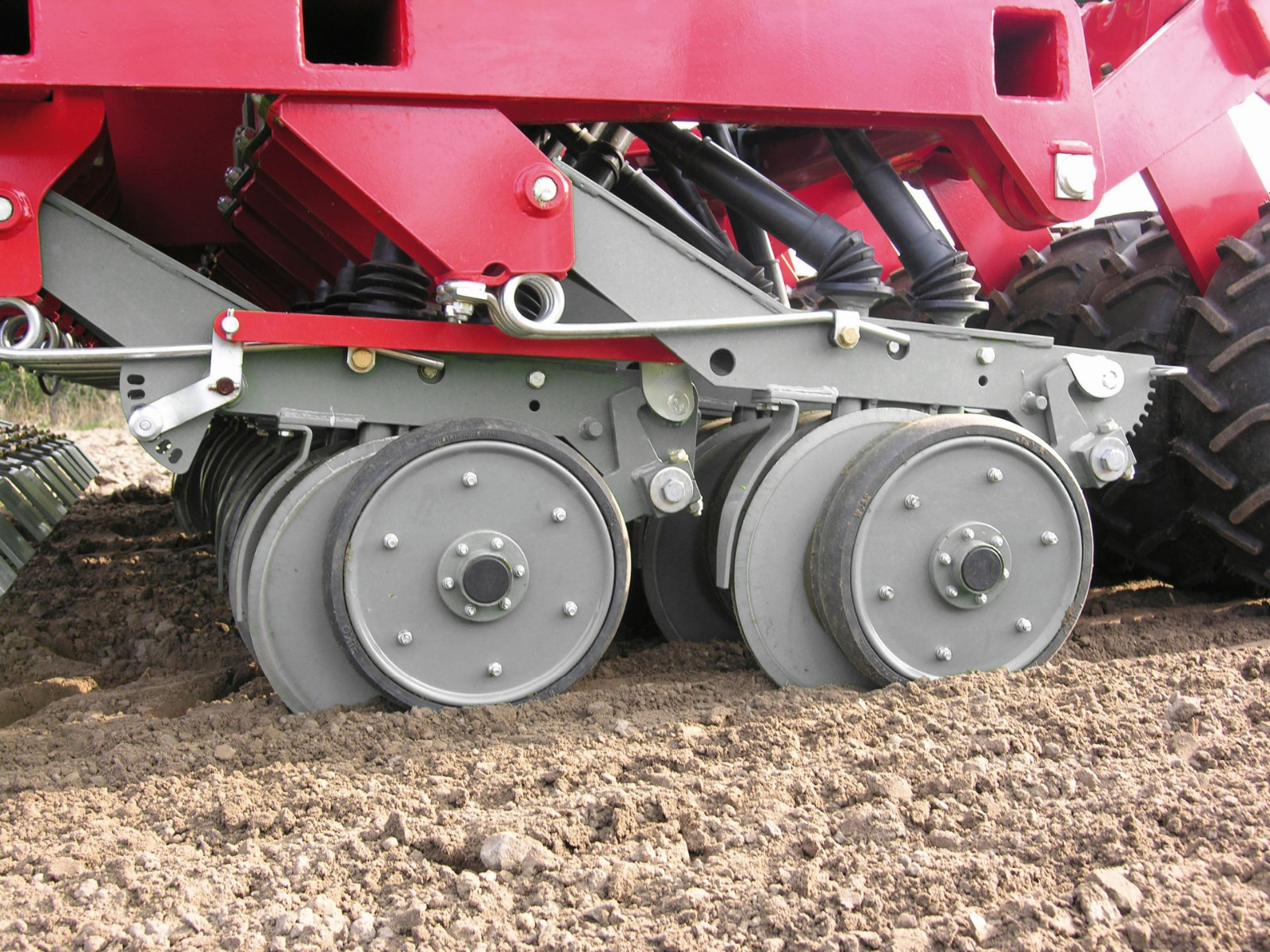 calibration of seed drill pdf