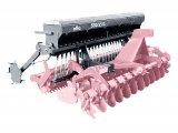 ALFA 550/25/3 zamontowana na agregacie ARES L